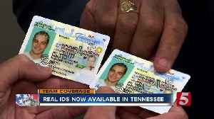 Tennessee begins issuing Real IDs: What you need to know [Video]