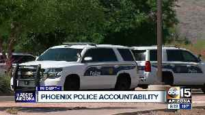 Phoenix police chief to reveal transparency plan Tuesday [Video]