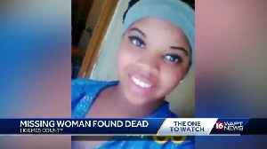 Missing pregnant woman found dead, sheriff says [Video]