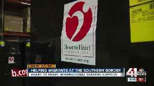Heart to Heart International sends hygiene kits to U.S.-Mexico border [Video]