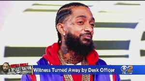 LAPD Opens Internal Affairs Investigation In Nipsey Hussle Case [Video]