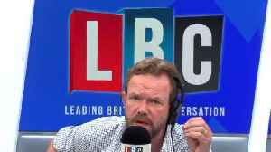 James O'Brien Responds To Brexit Party's EU Anthem Stunt [Video]