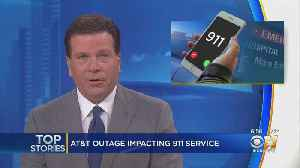 AT&T Outage Affecting 911 Calls In North Texas [Video]