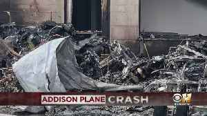 Investigators Still Combing To Wreckage Of Deadly Addison Plane Crash [Video]