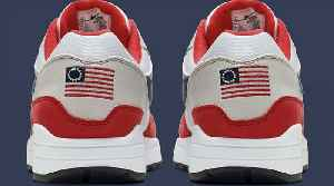Nike Gets Caught in America's Culture Wars with New Flag Controversy [Video]