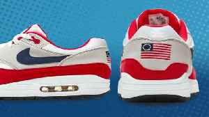 Jim Cramer Explains Why Nike Pulled Its Betsy Ross Sneaker [Video]