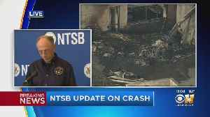 NTSB: There Was Confusion In Cockpit Before Addison Plane Crash [Video]