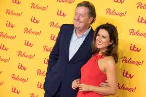 Piers Morgan and Susanna Reid want Christmas Number One [Video]