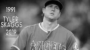 Angels Pitcher Tyler Skaggs Dies Just HOURS Before Game In His Texas Hotel Room [Video]