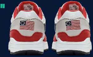 Nike Gets Rid Of 'Betsy Ross' Sneaker [Video]