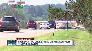 Holiday trouble spots during summer travel season [Video]
