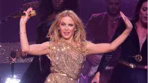 "Singer Kylie Minogue Launches Makeup Brand Named ""Kylie"