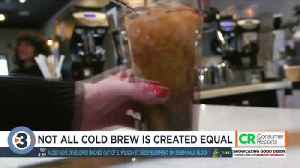 Consumer Reports: Not all cold brew is created equal [Video]