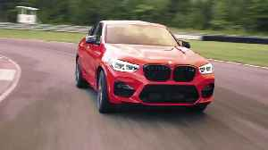 The new BMW X4 M Driving Video in New York, USA [Video]