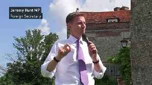 Hunt: 'Labour government is single biggest danger to UK' [Video]