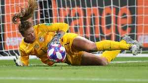 Alyssa Naeher Makes Career-Defining Save in USWNT Win Over England [Video]