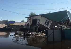Multiple Casualties Reported Following Severe Flooding in Siberia [Video]