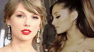 FAKE Ariana Grande Account SCAMS Internet During Taylor Swift Controversy! [Video]
