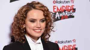 Daisy Ridley Talks About Backlash For 'Star Wars: The Last Jedi' [Video]