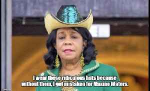 Democrat Frederica Wilson wants to jail people who mock politicians [Video]