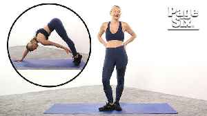 Five exercises to get that 'Revenge Body' [Video]
