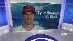 Angels Management, Fans React To Tragic Death Of Pitcher Tyler Skaggs [Video]
