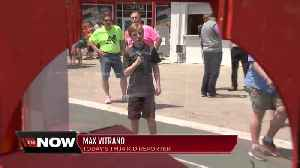 Max Vitrano steps in to help us cover Children's fest at Summerfest [Video]