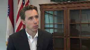 Missouri Senator Josh Hawley Calls US Senate Lazy [Video]