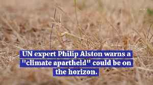 Rising Temperatures May Make A Climate Apartheid Inevitable [Video]