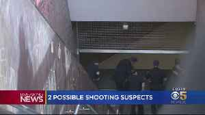 Search For Suspects In Tanforan Mall Shooting Shuts Down 12th St. BART Station In Oakland [Video]