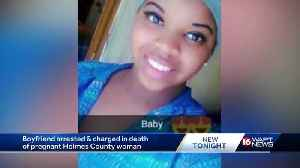 Arrest made in death of missing pregnant woman, sheriff says [Video]