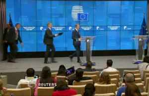 EU's Tusk on jobs deal: 'Europe is a woman' [Video]