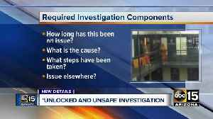 ABC15 obtains contract to investigate Lewis Prison problems [Video]