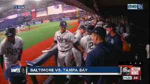 All-Star Charlie Morton Ks 12, Tampa Bay Rays beat Baltimore Orioles [Video]