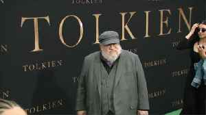 'Game of Thrones' author George R.R. Martin addresses 'toxic' internet backlash [Video]