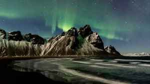 Stunning Northern Lights in Iceland [Video]