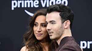 Kevin Jonas celebrates engagement anniversary with sweet throwback photo [Video]