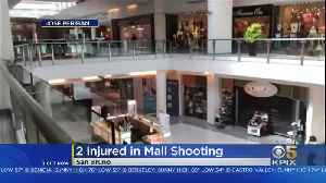 Search On For Suspects In Shooting At San Bruno Tanforan Mall [Video]
