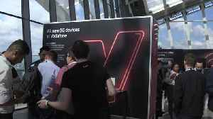 Vodafone switches on 5G network [Video]