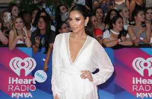 Shay Mitchell jokes she's 'eating for five' [Video]