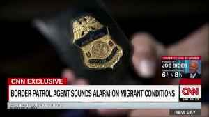 News video: Border Protection Agent Says Supervisor Joked About 'Running Over Illegals': CNN