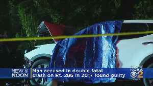 Man Found Guilty Of Homicide After Driving Under The Influence [Video]