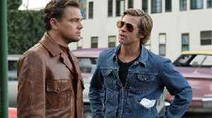 'Once Upon a Time in Hollywood' Tracking to Open to $30M-Plus | THR News [Video]