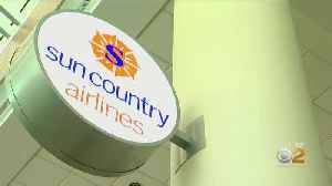 Sun Country Airlines Strands Flyers [Video]
