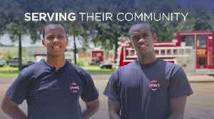'Honored To Be Someone Who Can Help': SPFD Onboards First Somali Firefighters [Video]