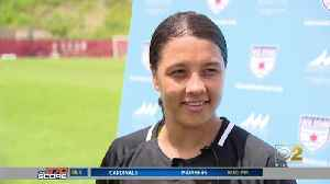 Chicago Red Stars Root For Teammates On World Cup Team [Video]