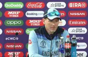 News video: England showed glimpses of their best in last two games – Morgan