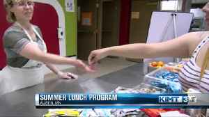 Summer lunch program [Video]