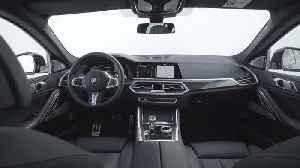 The all-new BMW X6 Interior Design [Video]