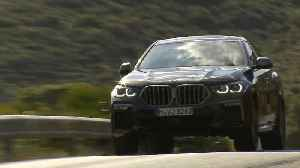 The all-new BMW X6 Driving Video [Video]